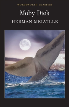 Moby Dick, Paperback Book