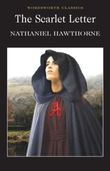 The Scarlet Letter, Paperback Book