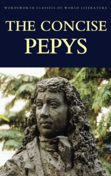 The Concise Pepys, Paperback / softback Book
