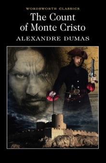 The Count of Monte Cristo, Paperback Book
