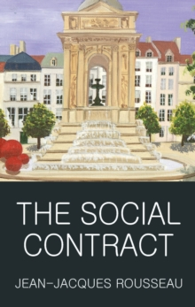 The Social Contract, Paperback / softback Book