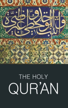 The Holy Qur'an, Paperback / softback Book