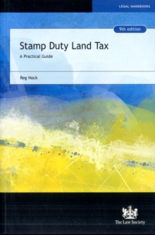 Stamp Duty Land Tax, Paperback Book
