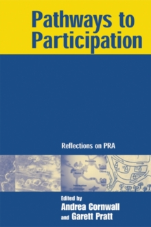 Pathways to Participation : Reflections on PRA, Paperback / softback Book