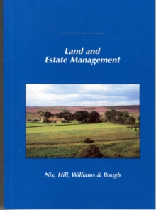Land and Estate Management, Paperback Book
