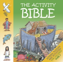 Activity Bible Over 7's, Paperback Book