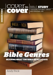 Bible Genres : Hearing What the Bible Really Says, Paperback / softback Book