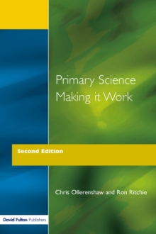 Primary Science : Making it Work, Paperback Book