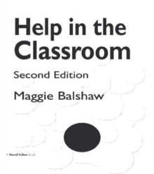 Help in the Classroom, Paperback Book