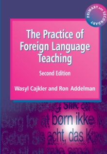 The Practice of Foreign Language Teaching, Paperback / softback Book
