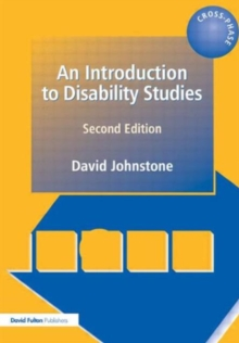 An Introduction to Disability Studies, Paperback Book