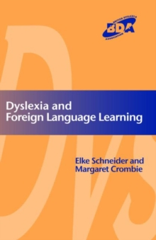 Dyslexia and Modern Foreign Languages, Paperback / softback Book