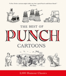 The Best of Punch Cartoons, Hardback Book
