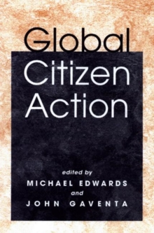 Global Citizen Action, Paperback / softback Book