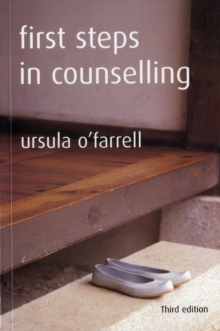 First Steps in Counselling, Paperback Book