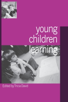Young Children Learning, Paperback Book