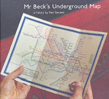 Mr. Beck's Underground Map, Hardback Book