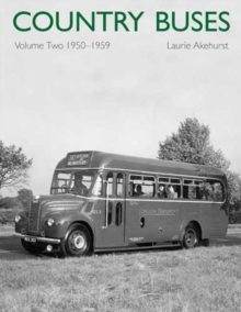 Country Buses : 1950-1959 Volume 2, Hardback Book