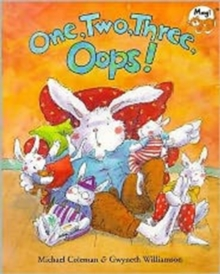 One, Two, Three, Oops!, Paperback Book