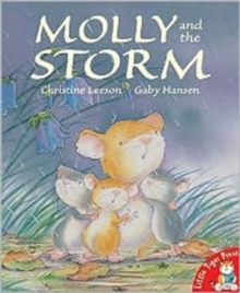 Molly and the Storm, Paperback Book