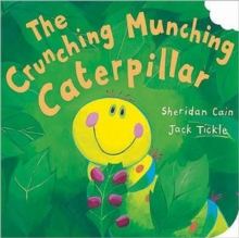 The Crunching, Munching Caterpillar, Board book Book