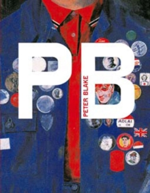 Peter Blake    (Modern Artists), Paperback Book