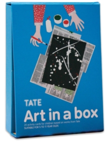 Art in a Box, Hardback Book
