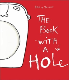 The Book with a Hole, Paperback Book