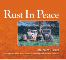 Rust in Peace, Hardback Book