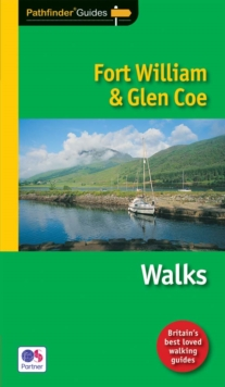 Pathfinder Fort William & Glen Coe, Paperback Book