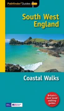Pathfinder Coastal Walks in South West England, Paperback / softback Book