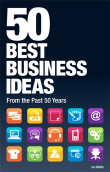50 Best Business Ideas from the past 50 years, Paperback Book