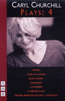 Caryl Churchill Plays 4, Paperback Book