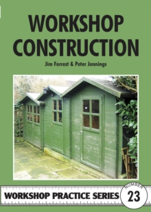 Workshop Construction, Paperback Book