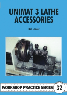 Unimat III Lathe Accessories, Paperback Book