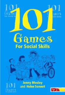 101 Games for Social Skills, Paperback Book