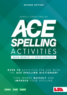 ACE Spelling Activities, Paperback Book