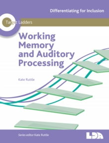 Target Ladders: Working Memory & Auditory Processing, Mixed media product Book