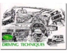 Land Rover Driving Techniques, Paperback / softback Book