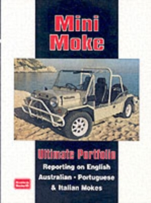Mini Moke Ultimate Portfolio, Paperback Book