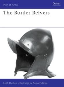 The Border Reivers, Paperback Book