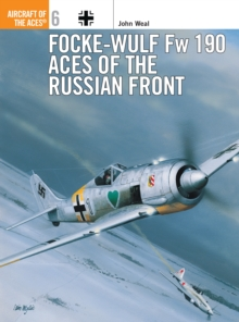 Focke-Wulf FW 190 Aces of the Russian Front, Paperback Book