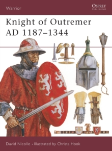 Knight of Outremer, 1187-1344, Paperback / softback Book