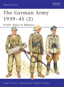 German Army, 1939-45 : Balkans v.2, Paperback / softback Book