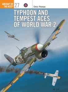 Typhoon/Tempest Aces of World War 2, Paperback Book