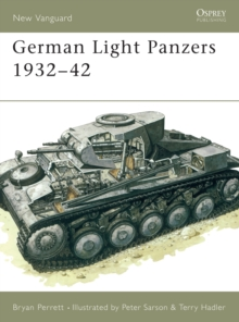 German Light Panzers, Paperback Book