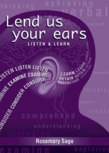 Lend Us Your Ears : Listen and Learn, Paperback / softback Book