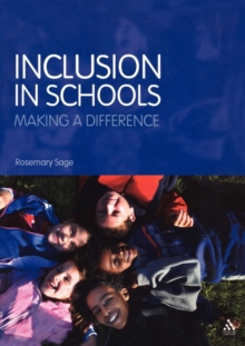 Inclusion in Schools : Making a Difference, Paperback / softback Book