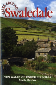 Walks Around Swaledale, Paperback Book