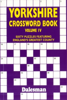 Yorkshire Crosswords : v. 4, Paperback Book